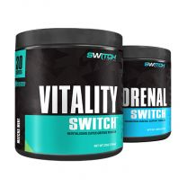 Switch Nutrition Vitality and Adrenal combo pack