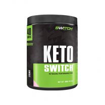 Switch Nutrition - KETO SWITCH - 40 serves (LYCHEE  flavour)
